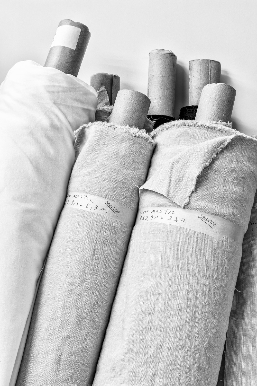 Textiel en decoratie op maat van uw interieur.